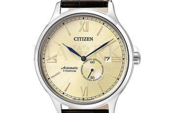 citizen męski zegarek na pasku