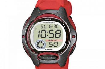 sportowy zegarek dziecięcy Casio - pomysł na prezent